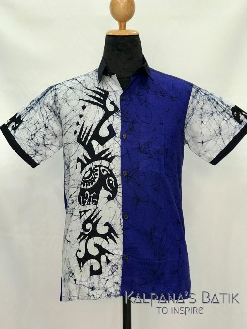 batik shirt 01
