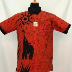 batik shirt 105
