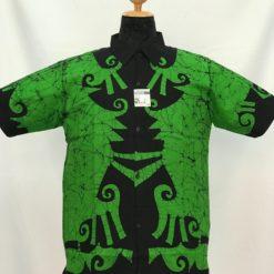 batik shirt 114