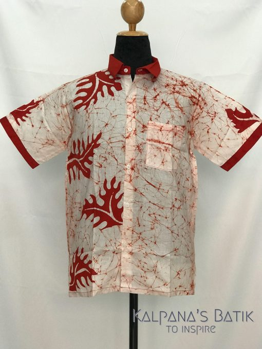 batik shirt 51