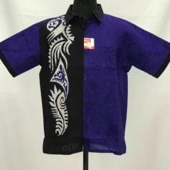 batik shirt 86