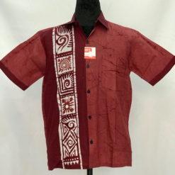 batik shirt 09
