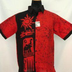 batik shirt 70