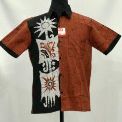 batik shirt 27