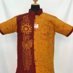 batik shirt 106