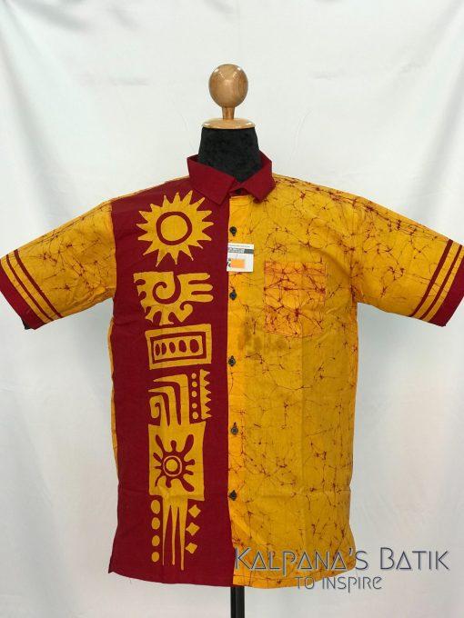 batik shirt 108