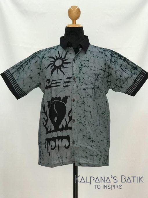 batik shirt 92