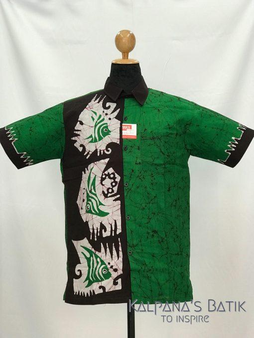 batik shirt 126