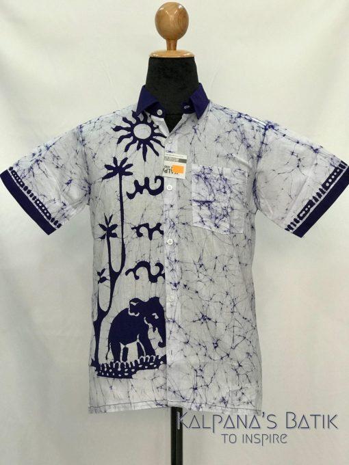 batik shirt 06