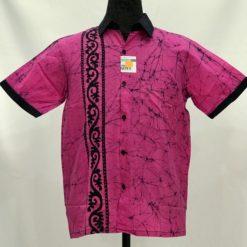 batik shirt 26