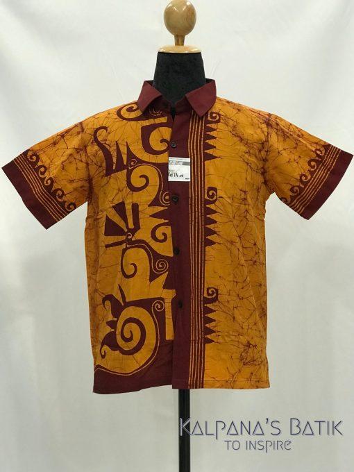 batik shirt 43