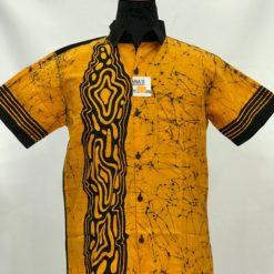 batik shirt 23