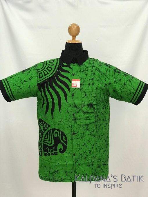 batik shirt 128