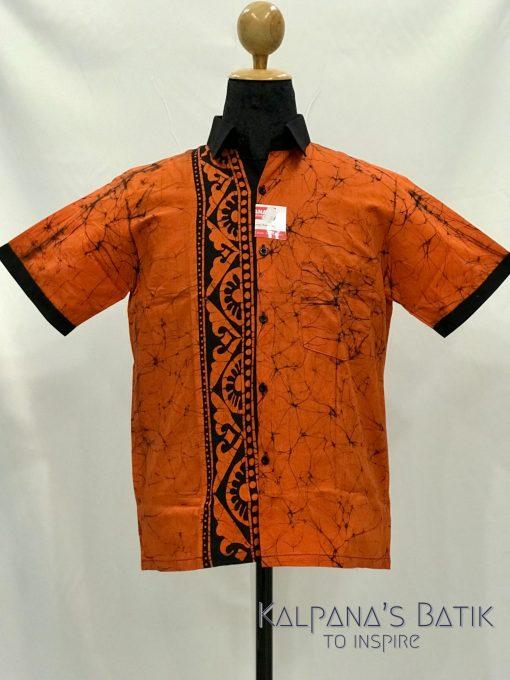 batik shirt 41