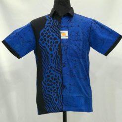 batik shirt 34