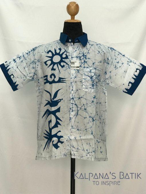 batik shirt 49