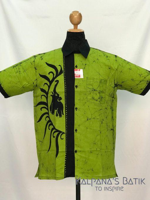 batik shirt 104