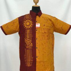 batik shirt 122