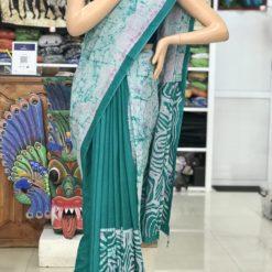 cotton batik saree 17
