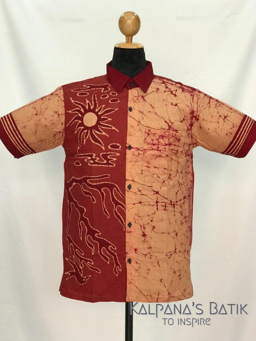 batik shirt 111