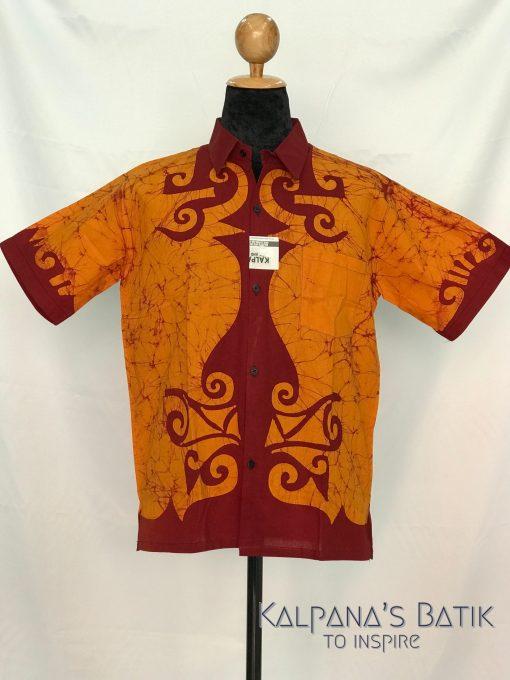 batik shirt 71