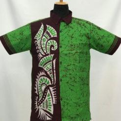 batik shirt 117