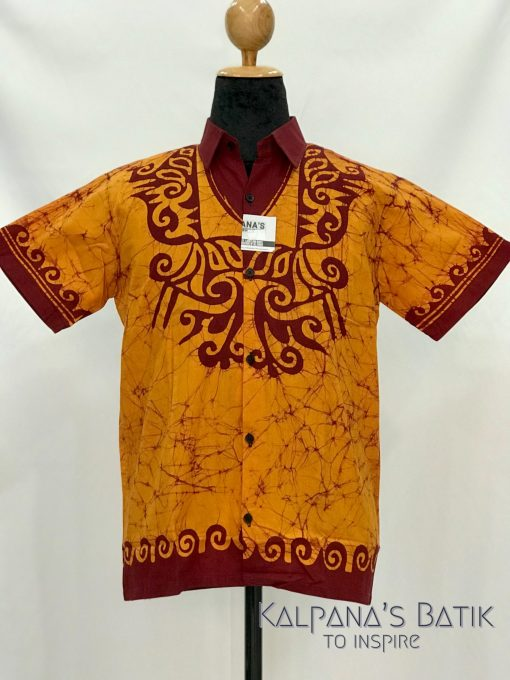 batik shirt 17