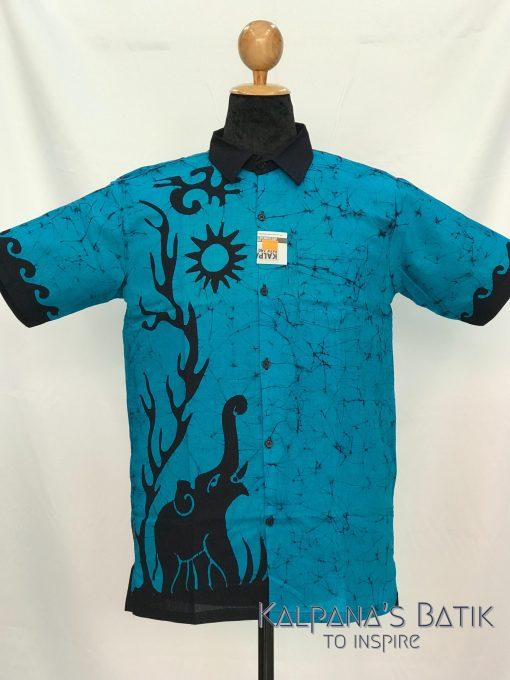 batik shirt 102