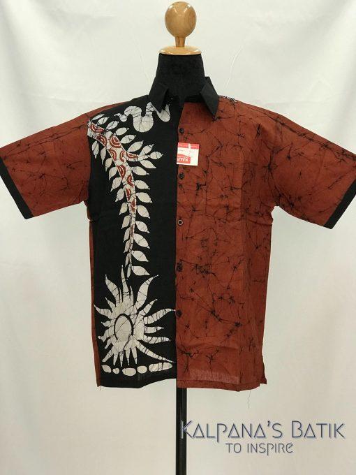 batik shirt 84
