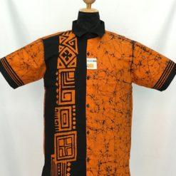 batik shirt 113