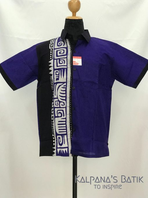 batik shirt 63
