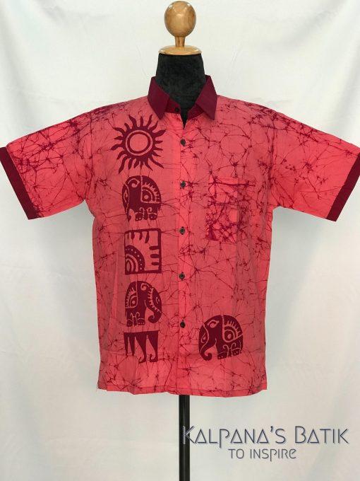 batik shirt 75