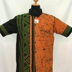 batik shirt 112