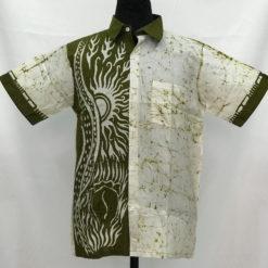 batik shirt 55