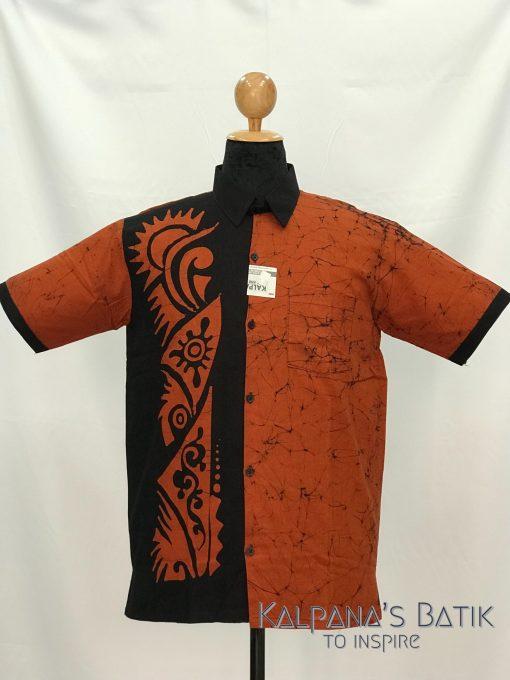 batik shirt 125