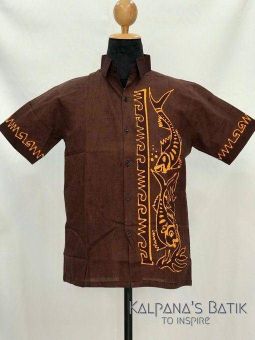batik shirt 13