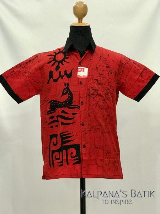 batik shirt 28