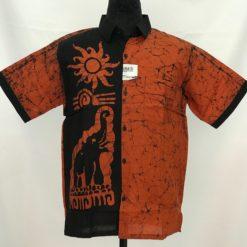 batik shirt 80