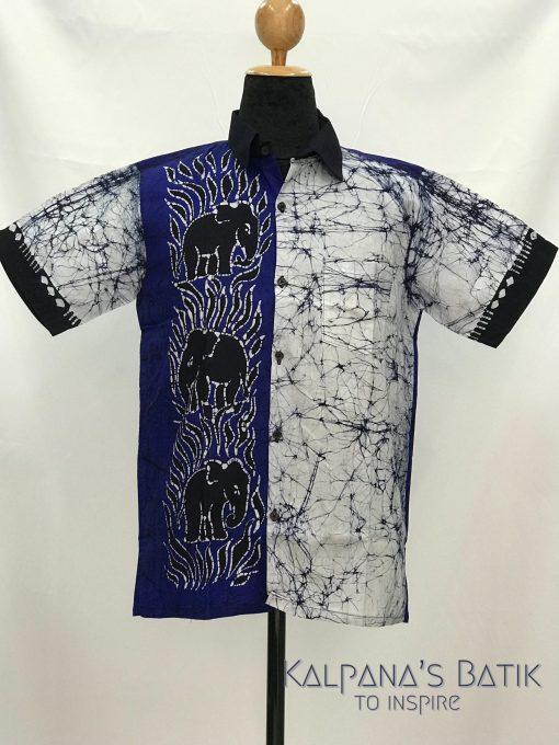 batik shirt 61