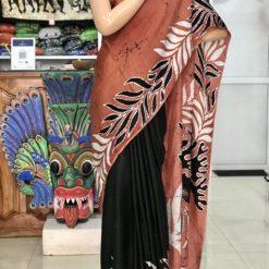 silk batik saree 05