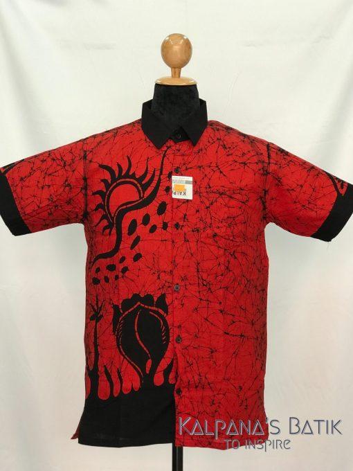 batik shirt 109