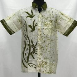 batik shirt 60