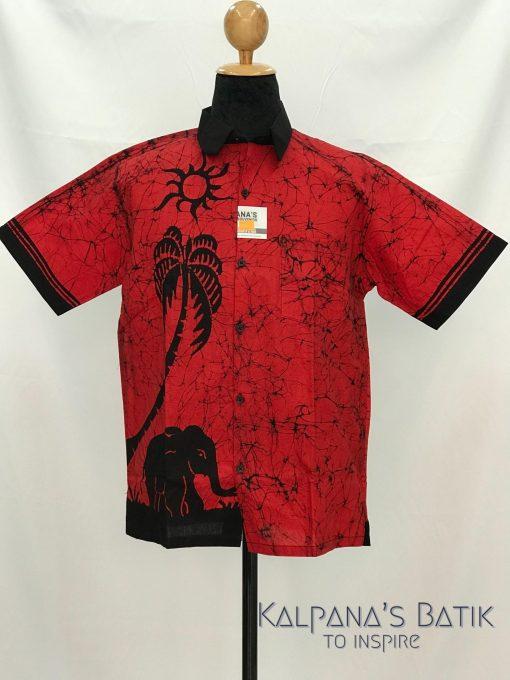 batik shirt 77