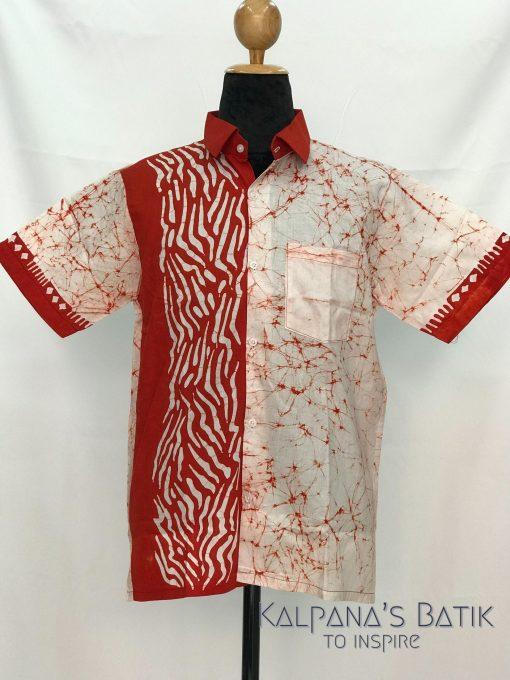 batik shirt 47