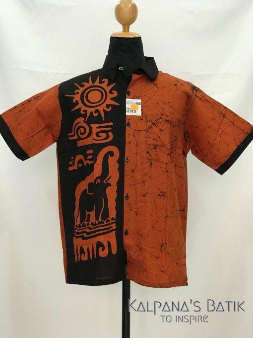 batik shirt 65