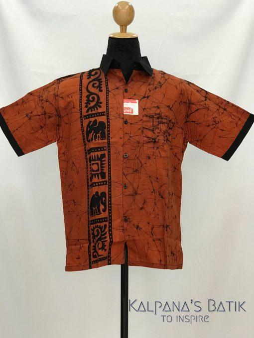 batik shirt 93