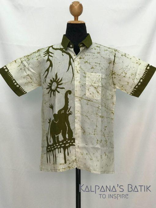 batik shirt 50