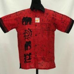 batik shirt 85
