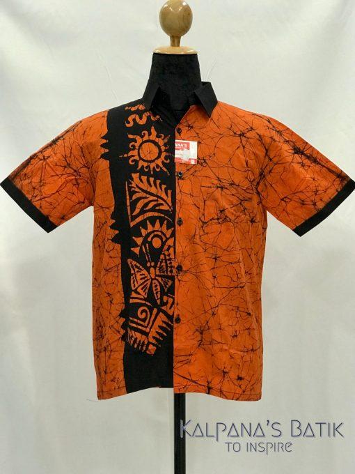 batik shirt 44