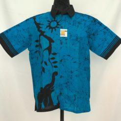 batik shirt 74